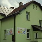 Budova školy Září